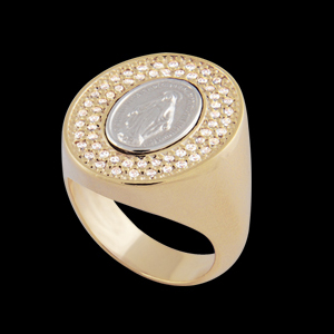 anel nossa senhora das gracas zirconia swarovski semijoia bruna brilho folheados 1