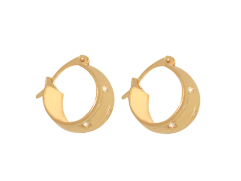 brinco argola larga zirconia strass cristal folheado ouro 18k dourado semijoia antialergica sem niquel nickel free semijoia bruna brilho folheados