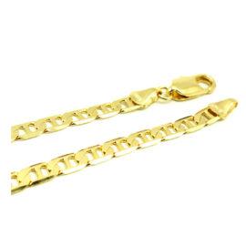 Pulseira masculina diamantada palito fina folheada banhada com 3 camadas ouro 18k alta qualidade garantia 3 meses semijoia folheada brilho folheados 1
