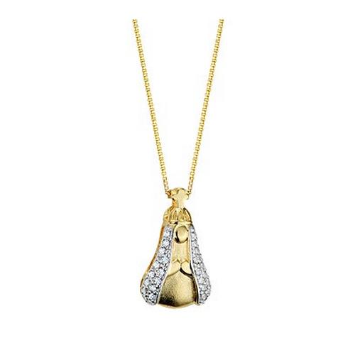 04fe4666fe8a4 colar-gargantilha-feminina-pingente-nossa-senhora-aparecida-zirconias -swarovski-detalhe-rodio-folheado-banhado-ouro-amarelo-18k-nickel-free-semijoia-sabrina  ...