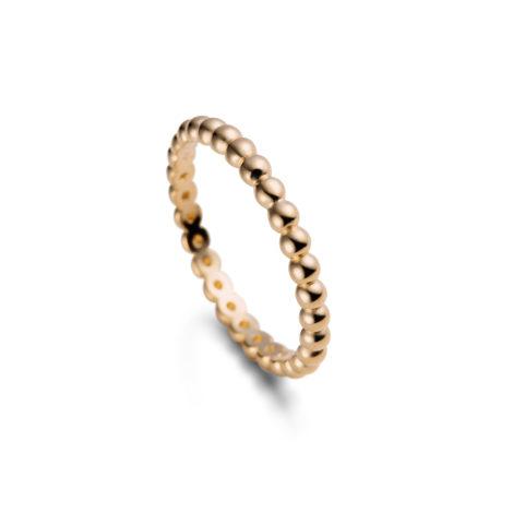 anel delicado bolinhas life rose 1910400