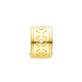 pingente berloque trava seguranca design etnico 1800210