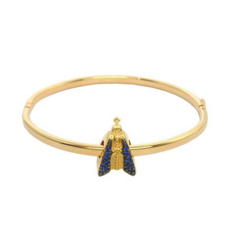 bracelete pandora berloque nossa senhora aparecida