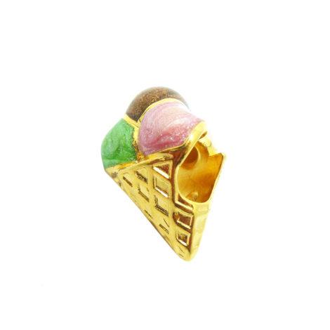 pingente berloque sorvete s