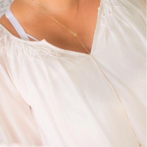 colar gravatinha folheado ouro amarelo dourado semijoia antialergica e1504125944265
