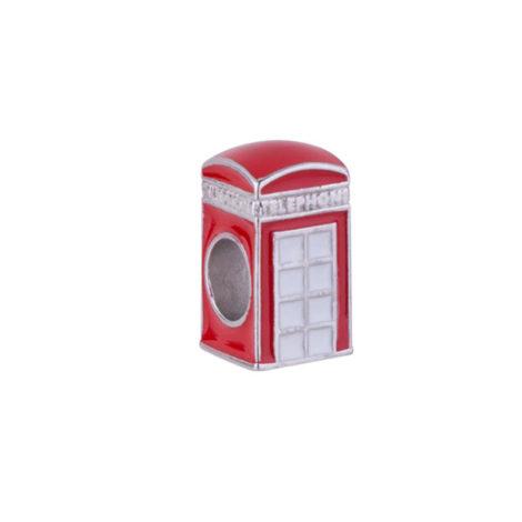 1800326 berloque telefone londres vermelho branco sabrina joias brilho folheados prata