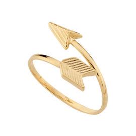 Anel Flecha Skinny Ring Joia Rommanel 512218
