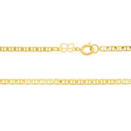 530614 corrente masculina elo longo pino diamantando joia rommanel loja brlho folheados folheado ouro dourado