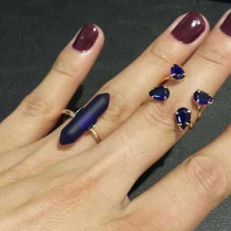 512380 aneis pedra azul