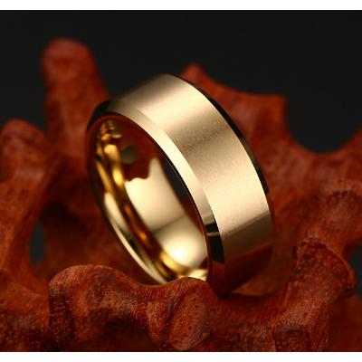 anel estilo alianca larga folheado banhado ouro amarelo brilho folheados