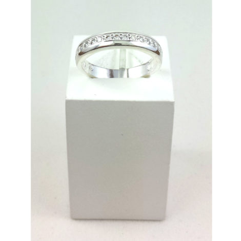 P1963000 anel prata 990 joia brilho folheados