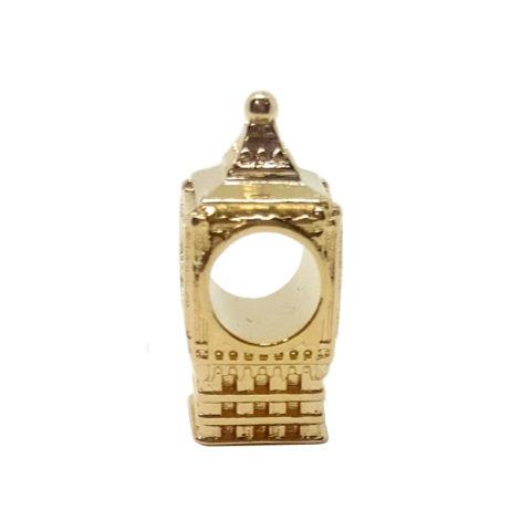 1800329 berloque no formato do relogio big ben de londres folheado ouro dourado 18ksabrina joias brilho folheados 1