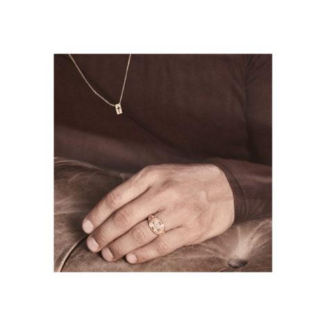 531911 escapulario cruz 512639 anel com cruz rommanel colecao homem brilho folheados foto modelo 1
