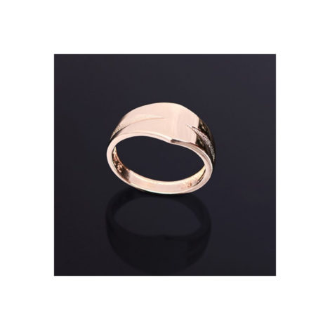 512638 anel rommanel colecao homem brilho folheados foto modelo