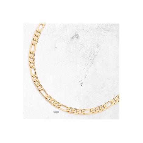 531910 colar elos rommanel colecao homem brilho folheados foto modelo