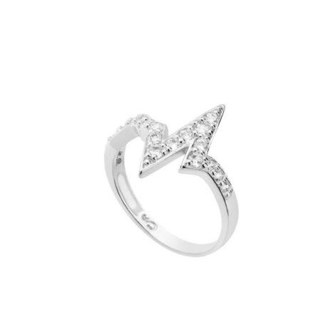 R1910897 anel aro fino com design batidas do coracao folheado rodio prata sabrina joias brilho folheados