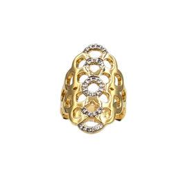 AB1591 maxi anel bolhas com zirconia folheado a ouro 18k marca bruna semijoias loja brilho folheados 1 1