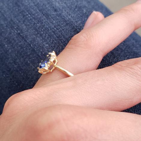 1910414 anel de formatura zirconia azul com zirconais brancas marca sabrina joias loja revendedora brilho folheados 7
