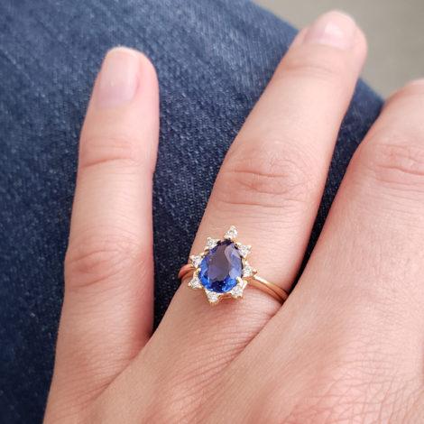 1910414 anel de formatura zirconia azul com zirconais brancas marca sabrina joias loja revendedora brilho folheados 8