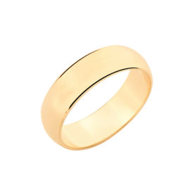 510892 alianca de casamento grossa lisa e polida folheada ouro marca rommanel loja revendedora brilho folheados