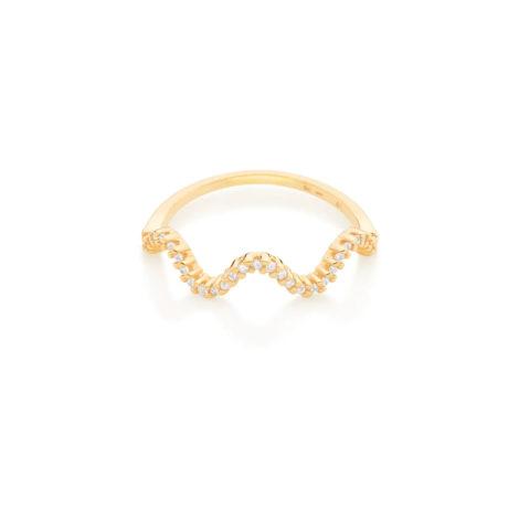 512814 anel ondas com 31 zirconias brancas joia simone e simaria folheada ouro rommanel loja revendedora brilho folheados 4