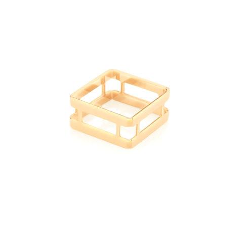 512822 anel quadrado aro duplo joia rommanel simone e simaria loja revendedora brilho folheados 1