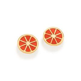 526437 brinco laranja aplicacao em resina colecao curacao blue marca rommanel loja revendedora brilho folheados 5