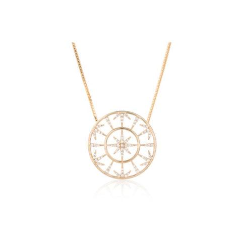 180077 243e45 colar pingente constelacao cravejado zirconias brancas marca sabrina loja revendedora brilho folheados