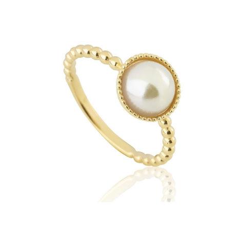 1911026 anel aro bolinhas com meia perola solitaria marca sabrina joias loja brilho folheados 1