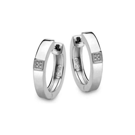 R1689227 brinco argola com quadrado de 4 zirconia branca joia folheado a rodio marca sabrina joias loja brilho folheados 1