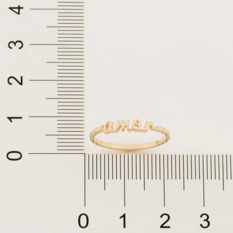 512887 anel skinnyring escrito amor marca rommanel loja revendedora brilho folheados 2