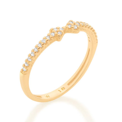 512860 anel skinny ring com laco e micro zirconias colecao cores da vida marca rommanel loja revendedora brilho folheados 2
