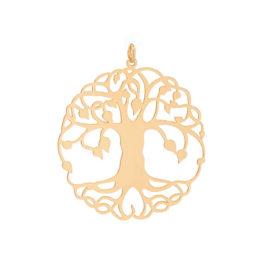 542255 maxi pingente mandala arvore da vida colecao fe na vida rommanel loja revendedora brilho folheados